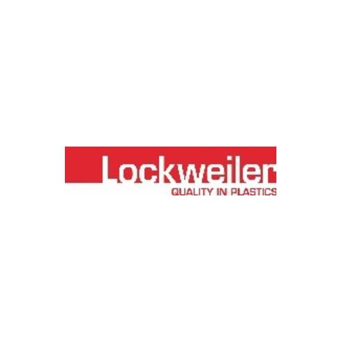 Lockweiler Tragewanne PE rot 800x535x300mm