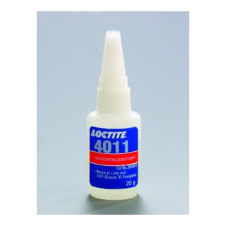Loctite 4011 Sofortklebstoff Medical 20 g