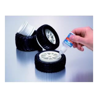 Loctite 406 Sofortklebstoff Kunststoffe und Elastomere niedrige Viskosität