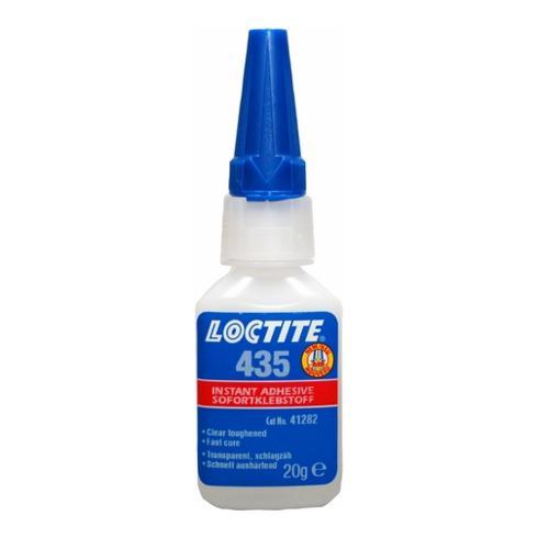 Loctite 435 Sofortklebstoff schlagzäh klar