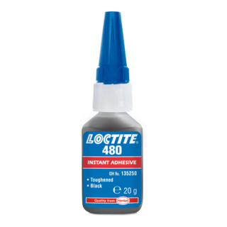 Loctite 480 Sofortklebstoff 20 g