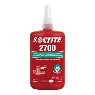 Loctite 2700 Schraubensicherung hochfest, keine Kennzeichnung