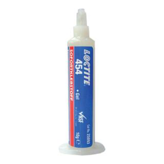 Loctite 454 Sofortklebstoff universal - tropffrei, GEL