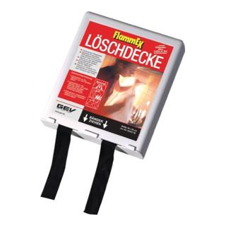 Löschdecke FLD 3217 90x90cm weiß