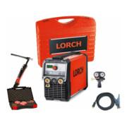 """Lorch Aktion """"MIT.MUT.MACHEN"""" MicorTIG 200 BasicPlus für die Montage"""