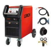 Lorch MIG-MAG Schweißanlage M-Pro 250 BasicPlus Set 25/4