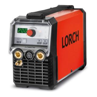 Lorch WIG-Schweißanlage MicorTIG 200 DC 200 A 230 V BasicPlus Accu-ready