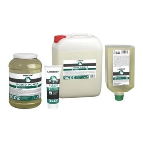 Lordin Liquid Power Handwaschpaste, 3l PE-Dose, seifenfrei und lösemittelfrei