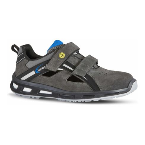 Lupos UP55 Sandale LOGAN S1P SRC ESD Größe 38