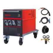 Machine à souder Lorch MIG-MAG M 222 210 A Set 15/3