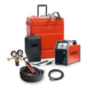 Machine à souder TIG Lorch HandyTIG 180 AC/DC ControlPro avec kit de montage TIG