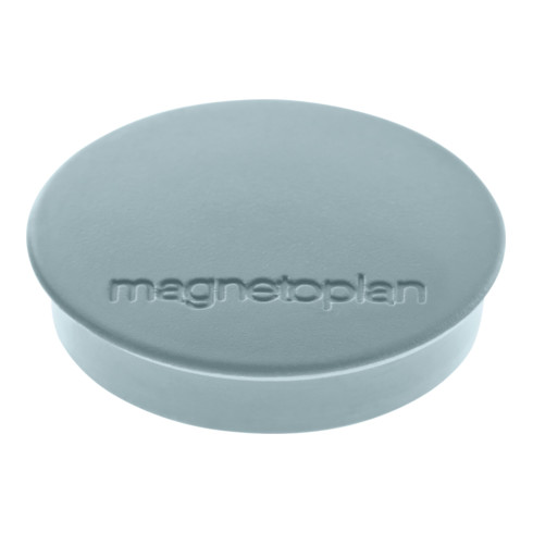Magnet Basic hellblau D.30xH.8mm Haftkraft 0,7kg