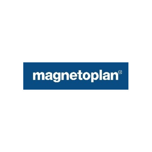 Magnet Basic weiß D.30xH.8mm Haftkraft 0,7kg