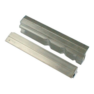 Ha-So Magnet-Schutzbacken (Aluminium), mit Prismen