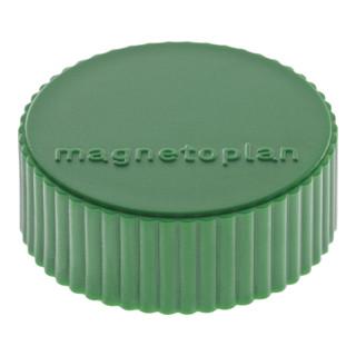 Magnet Super grün D.34xH.13mm Haftkraft 2kg