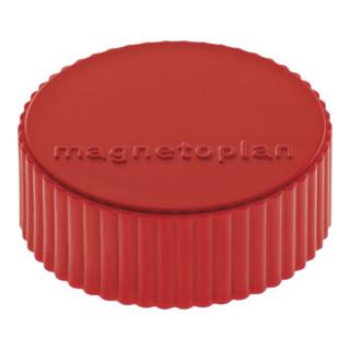 Magnet Super rot D.34xH.13mm Haftkraft 2kg