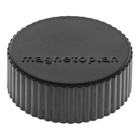 Magnet Super schwarz D.34xH.13mm Haftkraft 2kg