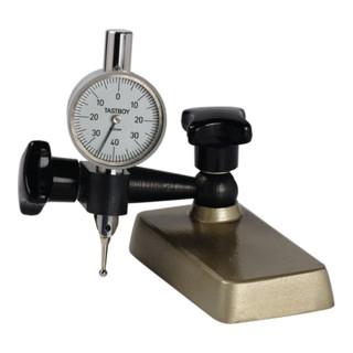 Magnethalter R.35mm 73x11x38mm 180 N z.Messuhren KÄFER