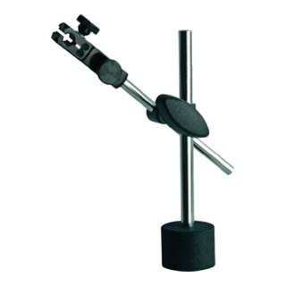 Magnetmessstativ R. 130mm Gesamt-H. 190mm