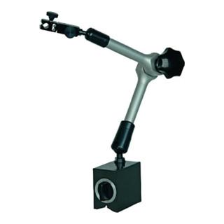 Magnetmessstativ R. 200mm Gesamt-H. 310mm Haftkraft 500 N