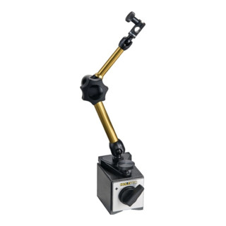 Magnetmessstativ R. 212mm Gesamt-H. 267mm Haftkraft 800 N HOLD TEC