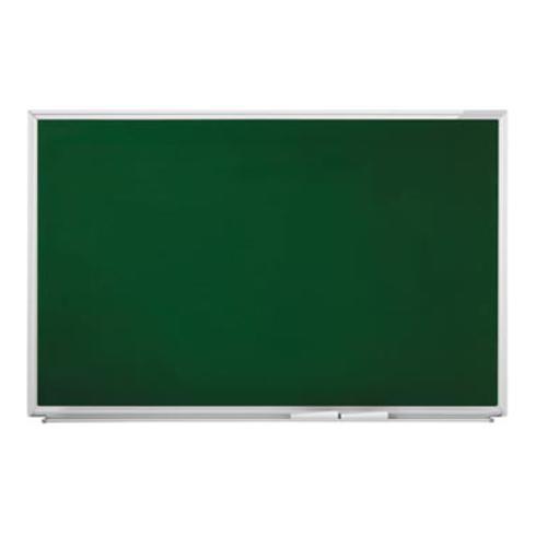 Magnetoplan Design-Kreidetafel SP, grün, 2200 x 1200 mm