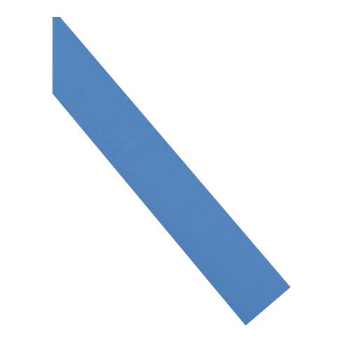 Magnetoplan ferrocard-Etiketten, blau, 60 x 22 mm