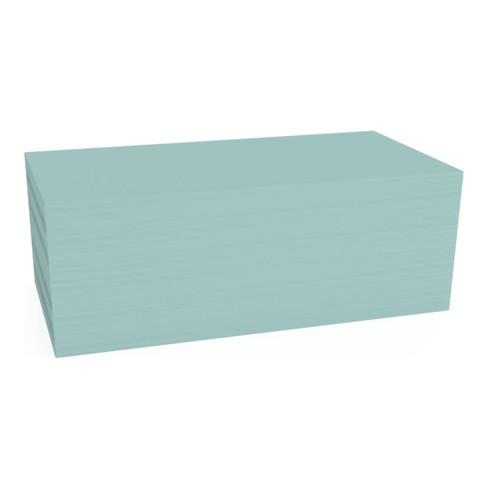 Magnetoplan Kommunikationskarten rechteckig, 500 Stück, weiß, 200 x 100 mm, VE 500 BL