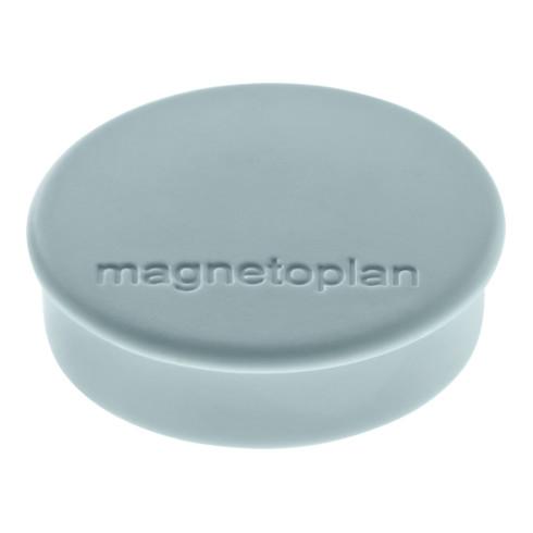 Magnetoplan Magnet Discofix Hobby, 10 Stück, weiß