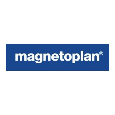 magnetoplan Magnet Discofix Hobby 16645600 25mm ws 6 St./Pack