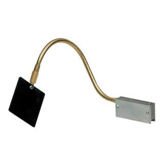 Magnetschweißspiegel mit flexibler Positioniereinrichtung Spiegel (70x80x1mm)