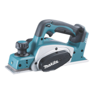 MAKITA Akku-Hobel 82 mm 18 V DKP180Y1J