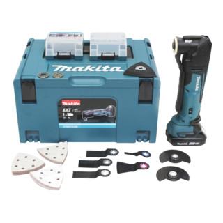 Makita Akku-Multifunktionswerkzeug 18 V DTM51Y1JX8