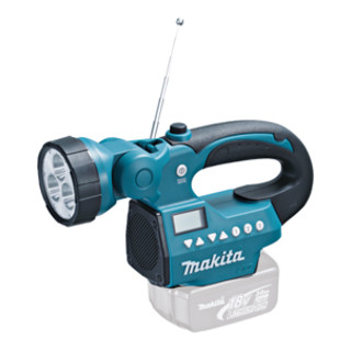 MAKITA Akku-Radiolampe 18V LED BMR050