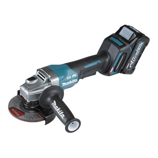 Makita Akku-Winkelschleifer 40V GA013GM201