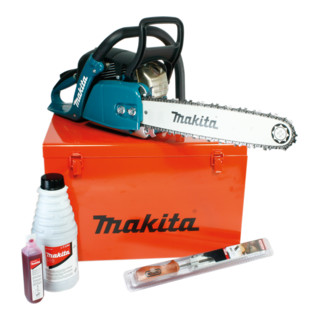 Makita Benzin-Kettensäge EA4300F38CKIT