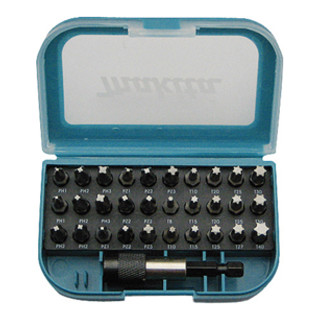 Makita Bit-Set 1/4 31-TL. 25mm (P-73374)""