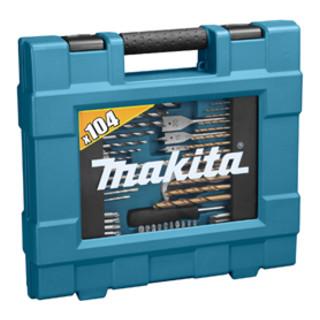 MAKITA BOHRER-BIT-SET 104-TLG. (D-31778)
