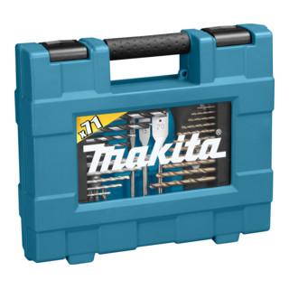 Makita Bohrer-Bit-Set 71-tlg. (D-33691)