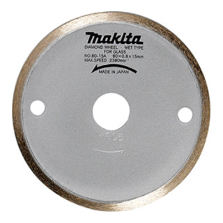 Makita Diamantsch. 85x15mm Nass (B-21098)