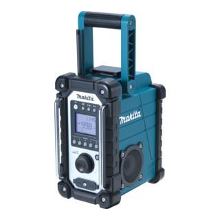 Makita DMR107 Akku-Baustellenradio 7,2 V - 18 V