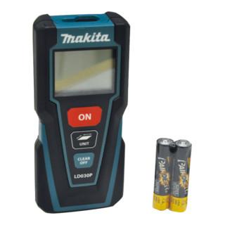 Makita Entfernungsmesser 30 m LD030P