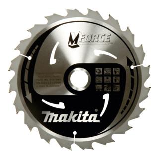 Makita M-FORCE Sägeb. 165x20x24Z (B-32007)