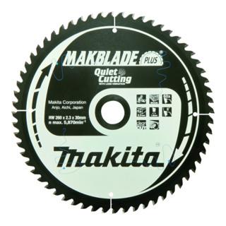 Makita MAKBLADE+ Sägeb. 260x30x48Z (B-33495)