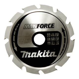 Makita MAKFORCE Sägeb. 190x30x60Z (B-32390)