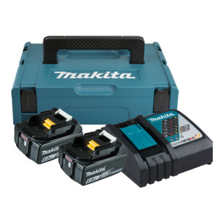 Makita Power Source Kit Li 18,0 V 6,0 Ah 198116-4