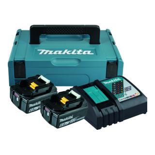 Makita Power Source Kit Li 18,0 V 6,0 Ah 198116-4