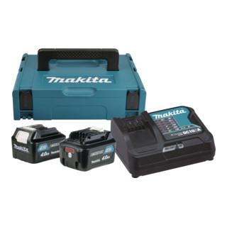 Makita Powersource-Kit 10,8 V/4,0 Ah 197636-5
