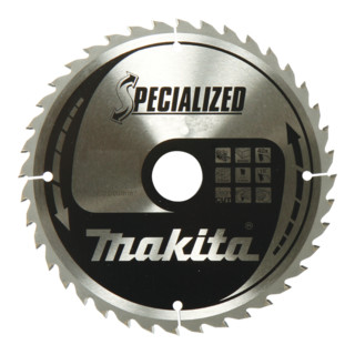 Makita SPECIALIZED Sägeb.165x20x48Z (B-33015)
