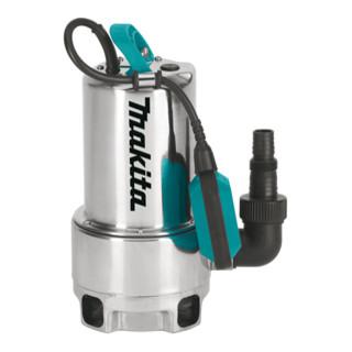 MAKITA Tauchpumpe Klar-/Schmutzwasser 10.800 l/h PF0610